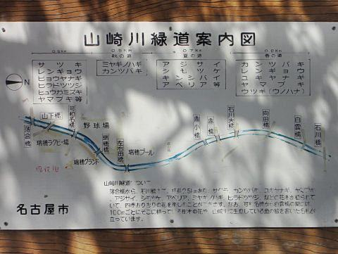 名古屋山崎川