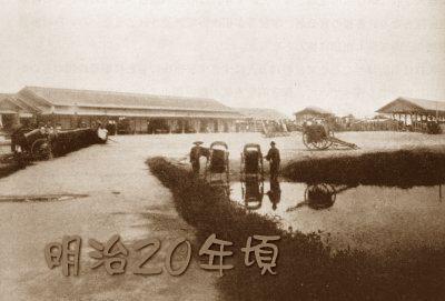 名古屋駅の液状化