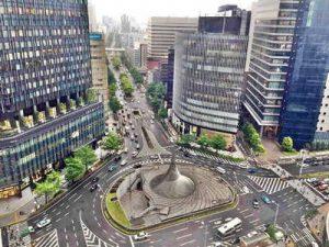 名古屋駅前(2016/04/30)