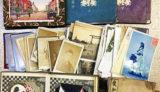 【北名古屋市】明治時代の古本そして絵葉書など出張買取