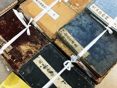 碧南市に仏教書の和本の出張古本買取でお伺いしました