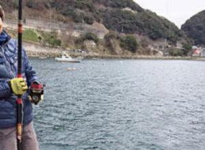 店主趣味釣り