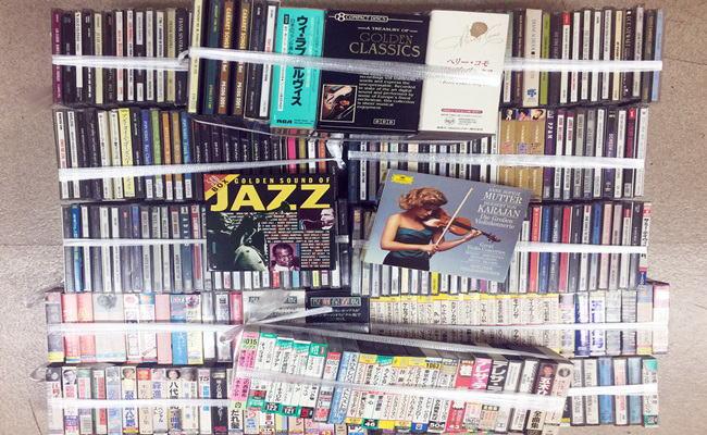 ジャズクラシックCDDVD