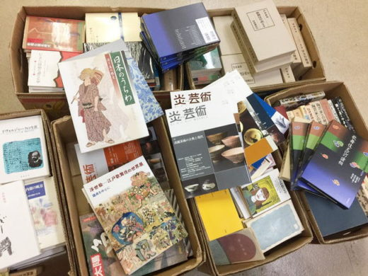 名古屋市で浮世絵木版刷・図録・歌舞伎の本・美術本など出張買取