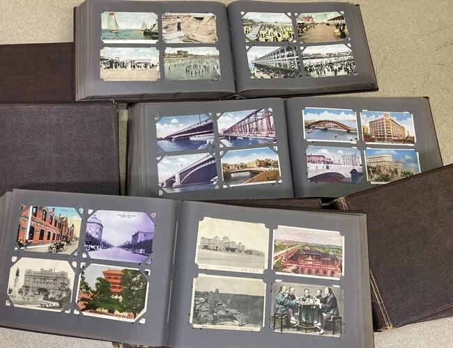 三重県津市に戦前の絵葉書と戦前戦中の古書古本出張買取